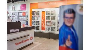 Vision Express z okazji Światowego Dnia Wzroku zmienił wygląd swojego salonu