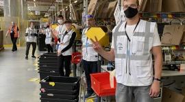 Praca bez barier: Amazon zatrudnia w Polsce pracowników z wadami słuchu