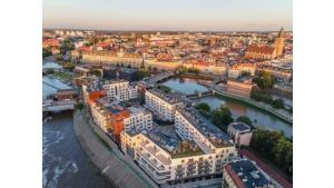 Bulwary Książęce we Wrocławiu zrealizowane i sprzedane