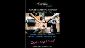 Academy of Digital 2 – czerp wiedzę od ekspertów