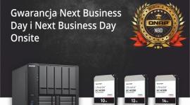 QNAP rozszerza gwarancję Next Business Day