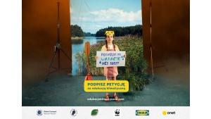 TAK! dla edukacji klimatycznej. Start kampanii społecznej