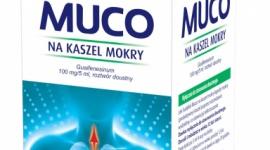 STOP dla mokrego kaszlu NOWOŚĆ - SUDAFED® Muco w dwóch wariantach smakowych