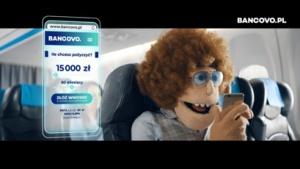 Reklamowa petarda od Bancovo Biuro prasowe