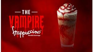 Starbucks wprowadza limitowany napój inspirowany Halloween!