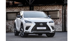 Lexus wygrywa w kolejnym rankingu