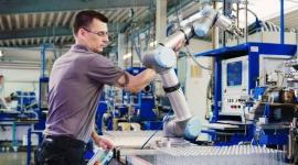 """Firmy planują inwestować w robotyzację – badanie """"Barometr robotyzacji MŚP"""