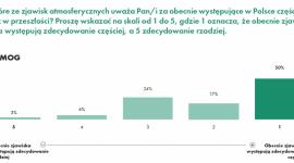 """Polacy za smog winią """"kopciuchy"""", złej jakości paliwo i przemysł Biuro prasowe"""