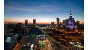 Ścisłe centrum Warszawy z wieżowcami i bez samochodów? Biuro prasowe