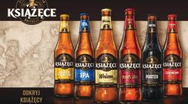 Nowa kampania, nowe opakowania, nowy styl piwny – Książęce odświeża wizerunek