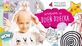 Podejmij wyzwanie na Dzień Dziecka i pomóż dzieciom chorym na raka! Biuro prasowe