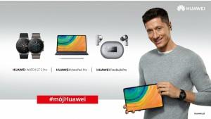 #mójHuawei – startuje nowa kampania promująca produkty marki Biuro prasowe