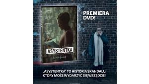 ASYSTENTKA na DVD od 10 grudnia! Biuro prasowe