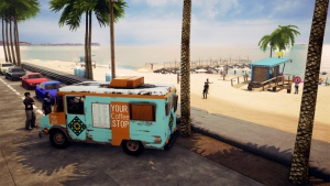 Food Truck Simulator trafił na Global Top Wishlist Biuro prasowe