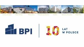 Podwójny jubileusz BPI Real Estate