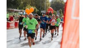 Sportowe emocje i dobra zabawa – Circle K na 43. Maratonie Warszawskim
