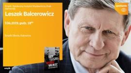 Leszek Balcerowicz w salonie Empik Silesia