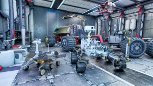 Rover Mechanic Simulator od Pyramid Games trafi na platformę Humble Bundle