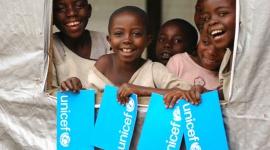 GOFIN pomaga dzieciom razem z UNICEF
