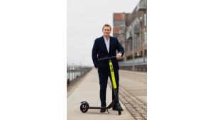 Nowy CEO Hive - e-hulajnóg na minuty Europejska ekspansja marki Hive Biuro prasowe