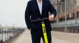 Nowy CEO Hive - e-hulajnóg na minuty Europejska ekspansja marki Hive