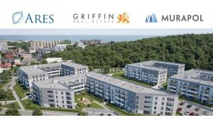 Ares Management i Griffin Real Estate z pakietem większościowym w spółce Murapol Biuro prasowe