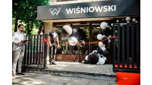 Otwarcie w wielkim stylu – nowy salon WIŚNIOWSKI we Lwowie Biuro prasowe