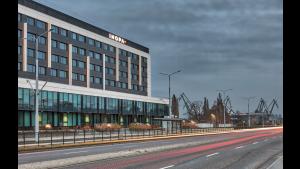 Podpisano umowę na obsługę gdańskiego budynku C200 Biuro prasowe