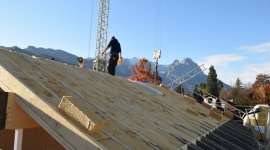 Budynek spełniający normy regulacji WT 2021