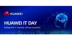 Huawei Enterprise organizuje kolejne warsztaty z cyklu IT Day Biuro prasowe