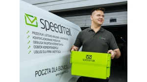 Speedmail będzie doręczał krakowskie listy Biuro prasowe