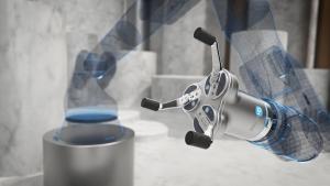 OnRobot wprowadza nowy trójpalczasty chwytak do obsługi obiektów cylindrycznych