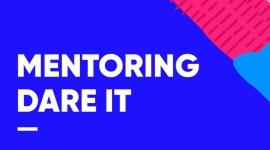 Największy indywidualny program mentoringowy w Polsce - Dare IT