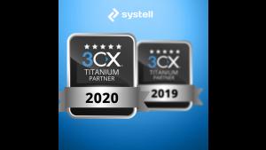 Systell wśród liderów rynku wirtualnych centrali 3CX w Europie Środkowej