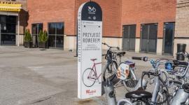 Pierwsza partnerska stacja rowerowa w Warszawie ma już 8 lat!