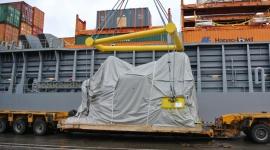 Fracht FWO Polska. Dostawa turbiny wraz z akcesoriami do Meksyku