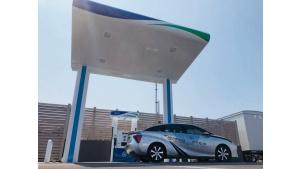 Shell we współpracy z Toyotą i Hondą rozbuduje sieć stacji wodorowych