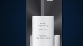 First Data Polska i Alior Bank świętują 10 lecie współpracy
