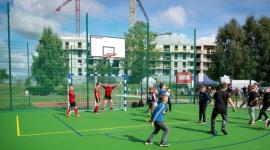 Otwarcie ogólnodostępnego boiska oraz publicznego przedszkola w Gdańsku Kokoszka