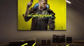 Metalowe plakaty z Cyberpunk 2077 hitem w Stanach Zjednoczonych?