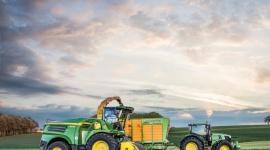John Deere z nowościami i interaktywnymi atrakcjami na Agro Show