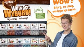 #wrzućnaluz – Wawel zachęca do tworzenia autorskich kompozycji słodyczy
