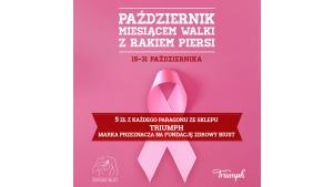 Przyszłość zależy od Ciebie – profilaktyka Różowego Października w Gdańsku
