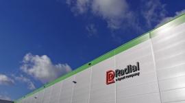Radial rozpoczyna działalność operacyjną w Polsce