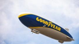 Za osiem dni podniebny ambasador Goodyear przybędzie do Polski