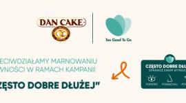 Dan Cake przeciwdziała marnowaniu żywności w ramach ogólnopolskiej kampanii