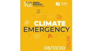 #ClimateEmergency - 10. PLGBC Green Building Symposium w nowym formacie online Biuro prasowe