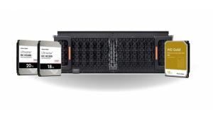Western Digital prezentuje nowe dyski HDD - WD Gold 18TB i Ultrastar 20TB