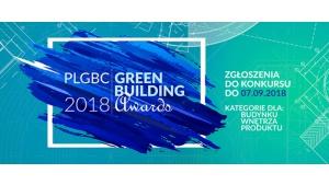 Ruszył konkurs PLGBC Green Building Awards 2018
