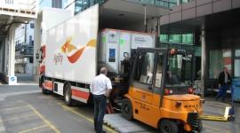 Certyfikat Dobrej Praktyki Dystrybucyjnej dla Agility Logistics